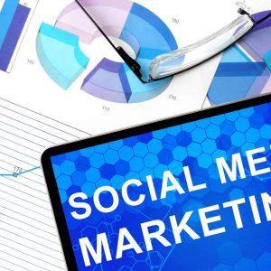 social media for business marketing