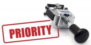 priority setting