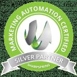 sharpspring marketing automation certified silver partner