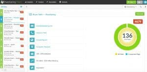 SharpSpring Visitor ID tracks contact behavior