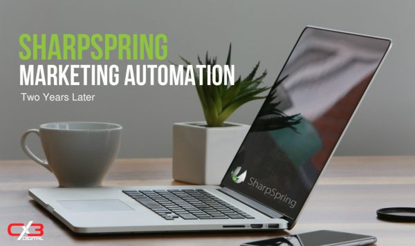 sharpspring marketing automation two years later