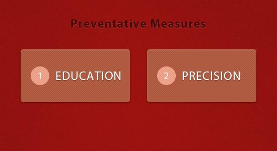 bad client preventative measures